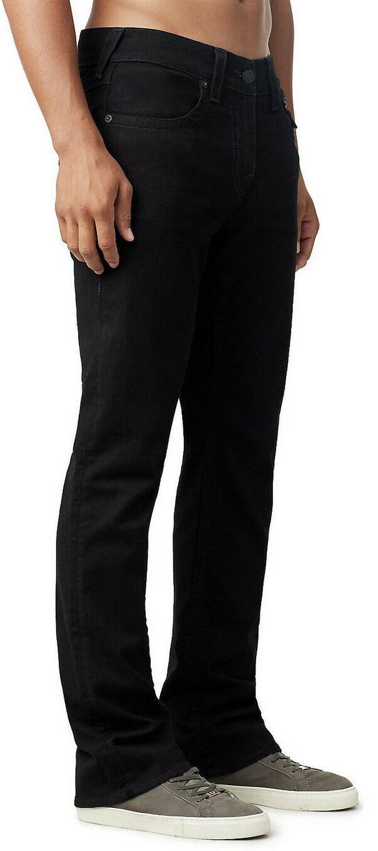 True Religion Men's Straight Stretch Jeans in Body Rinse