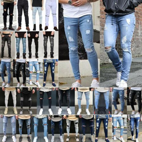 Men's Skinny Pants