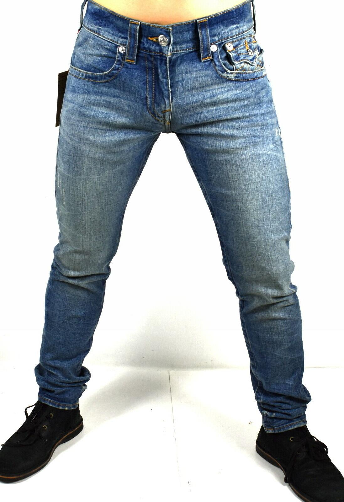 True Men's Rocco Relaxed Skinny 100438