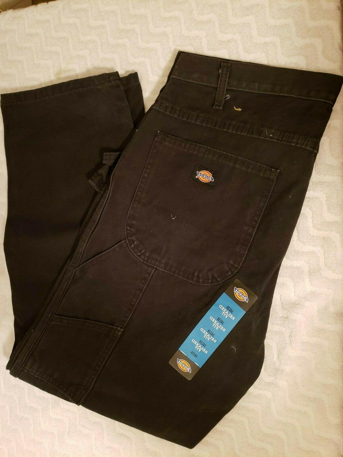 Dickies Men's Carpenter Jean, 34x30