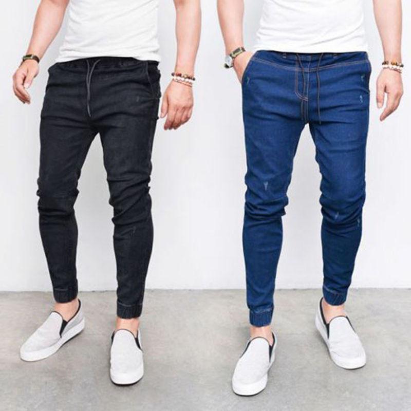 men s slim fit skinny stretchy jeans