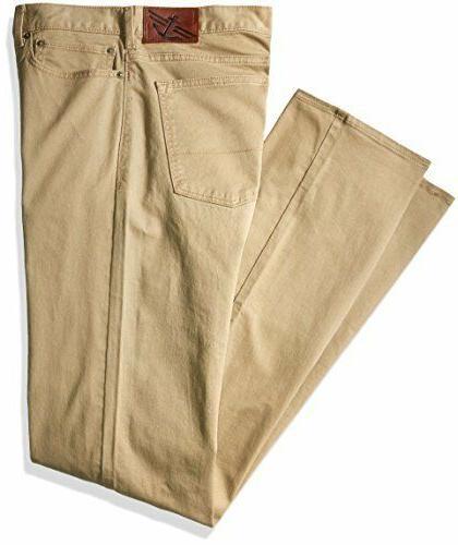 Men/'s Dockers Soft Stretch Jean Cut Straight-Fit Pants khaki color $58.00