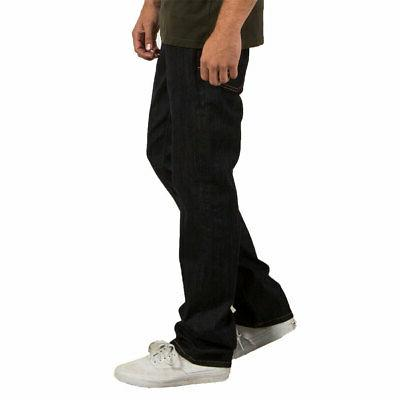 Volcom Men's Fit Rinse Denim Skate