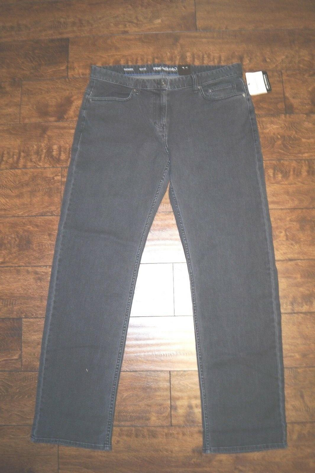 men s straight leg jeans axe grey