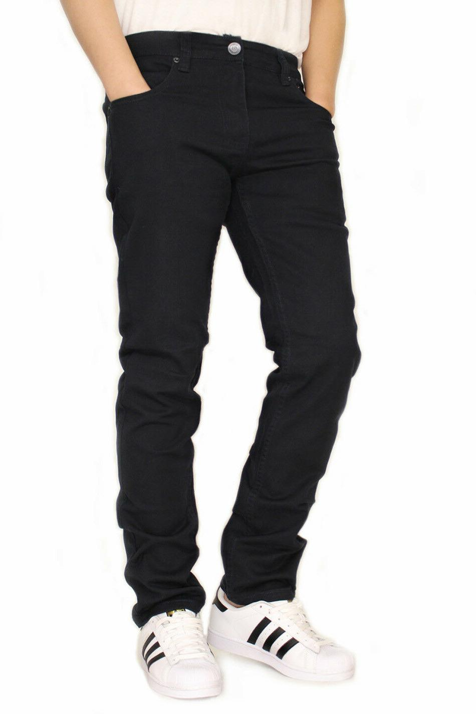 MEN'S TWILL STRETCH JEANS VICTORIOUS WAIST