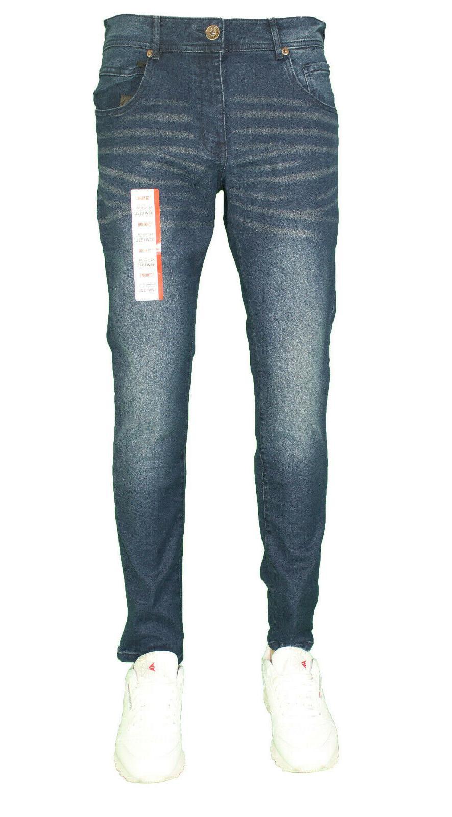 Men Slim Fit Slim Skinny Casual Designer Jeans
