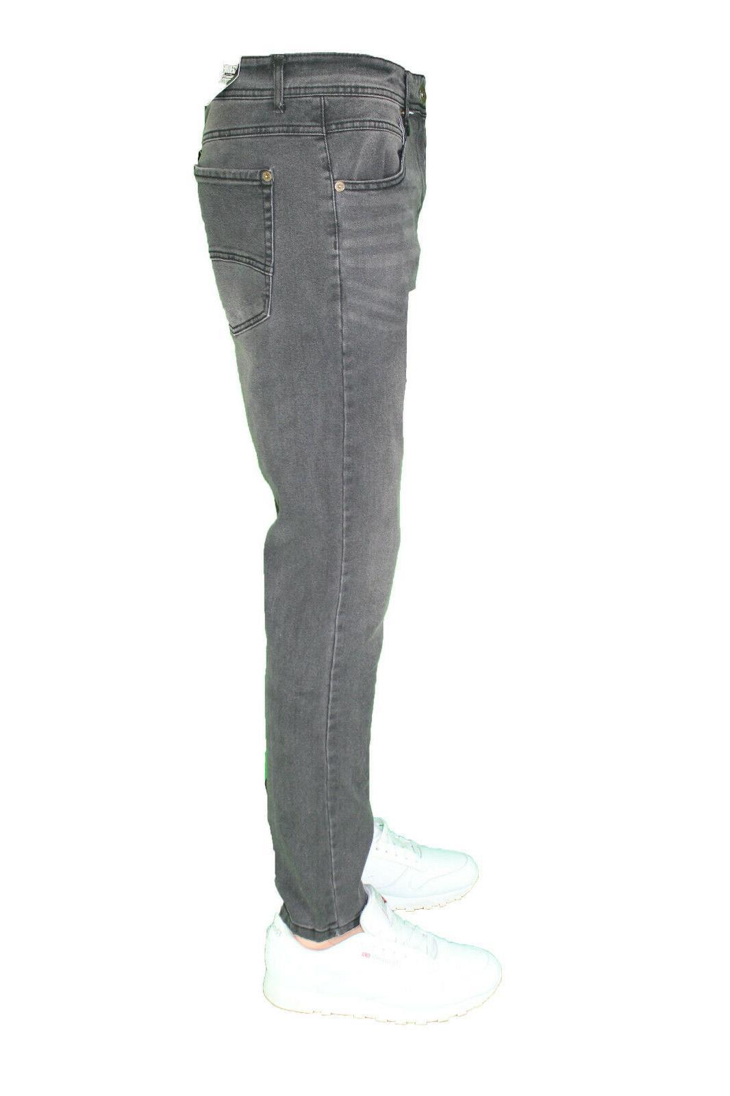 Men Super Stretch Slim Jeans