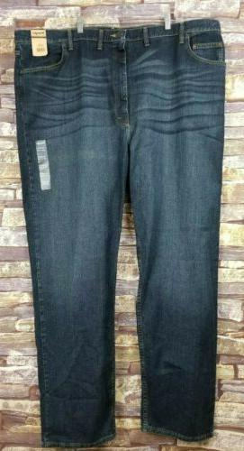 mens 48 x 34 new relaxed fit