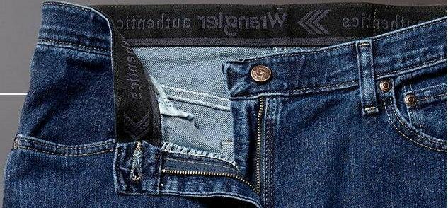 Men's Fit Comfort Waist Jean