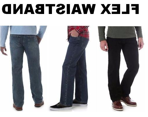 mens authentics regular fit comfort flex waist