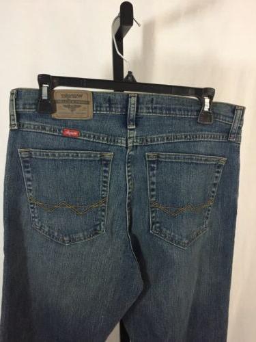 Mens Brand Wrangler Relaxed Pants