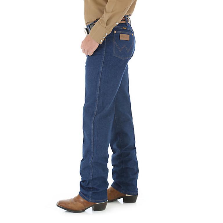 Wrangler Mens Cowboy Original Fit Jeans MANY SIZES!