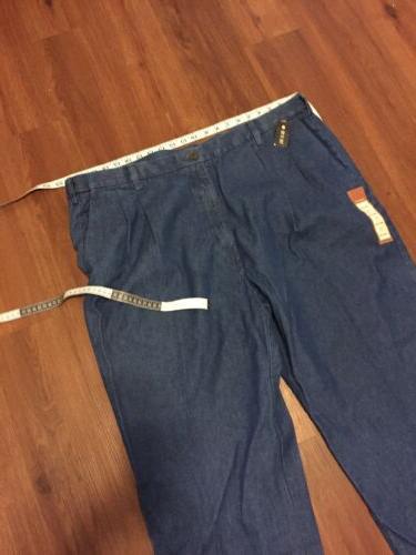 Haggar Mens Jeans New Comfort Waist To