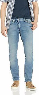 Calvin Klein Mens Jeans Blue Size 34X34 Slim Skinny Stretch