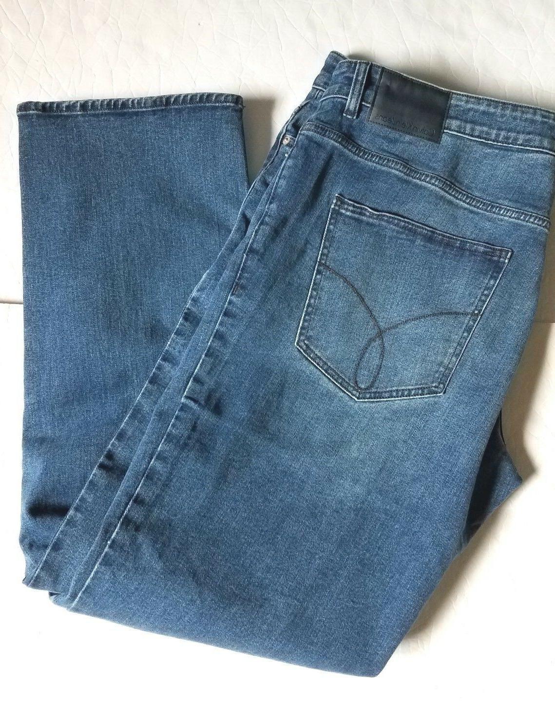 CALVIN KLEIN Mens Jeans Slim