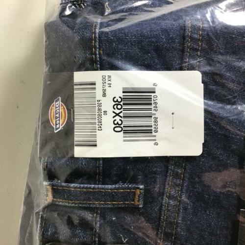 Dickies Flannel Jeans, 36x30 CS100