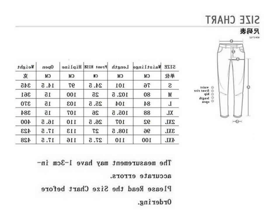 Mens Jeans Skinny Trousers Slim Denim Jogger