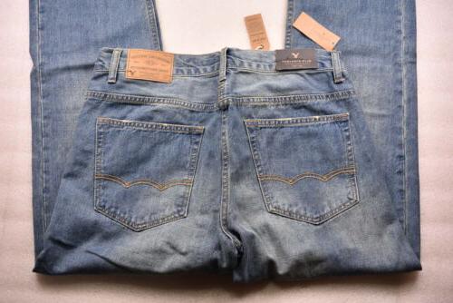 Mens Slim Medium Indigo Jeans