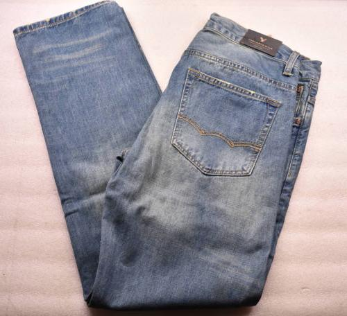 Mens Eagle Outfitters, Slim Tinted Indigo Wash