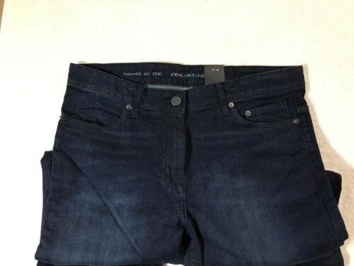 Calvin Straight Leg Sit Below Waist Jean 34 36 34