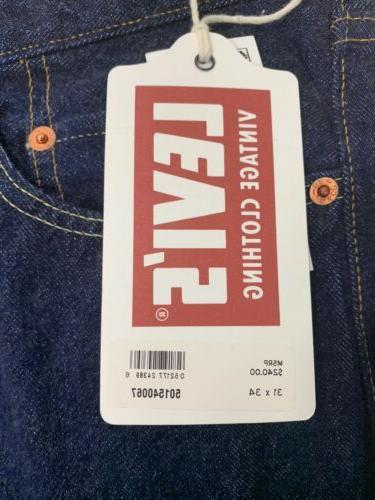 Levis Clothing LVC Mill Jeans 31X34