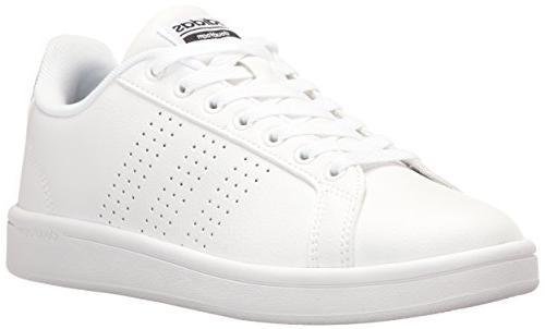 Adidas Women's Neo Cloudfoam Advantage Clean Sneakers -
