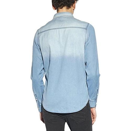 adidas Neo Shirt Bleached Denim
