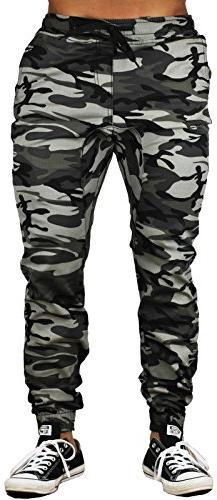 NeoBlue Mens Premium Comfortable Joggers Pants 10 Colors 30