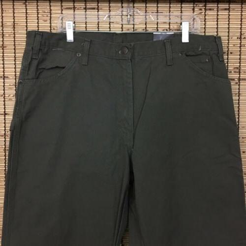 NEW Dickies Carpenter Men's 38X30 Work Casual