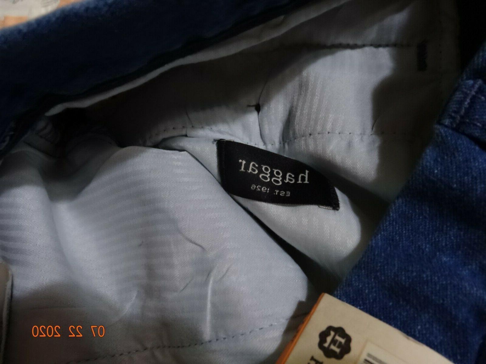 "Haggar ""NEW"" Classic Comfort Waist Denim Men Jeans Sz"