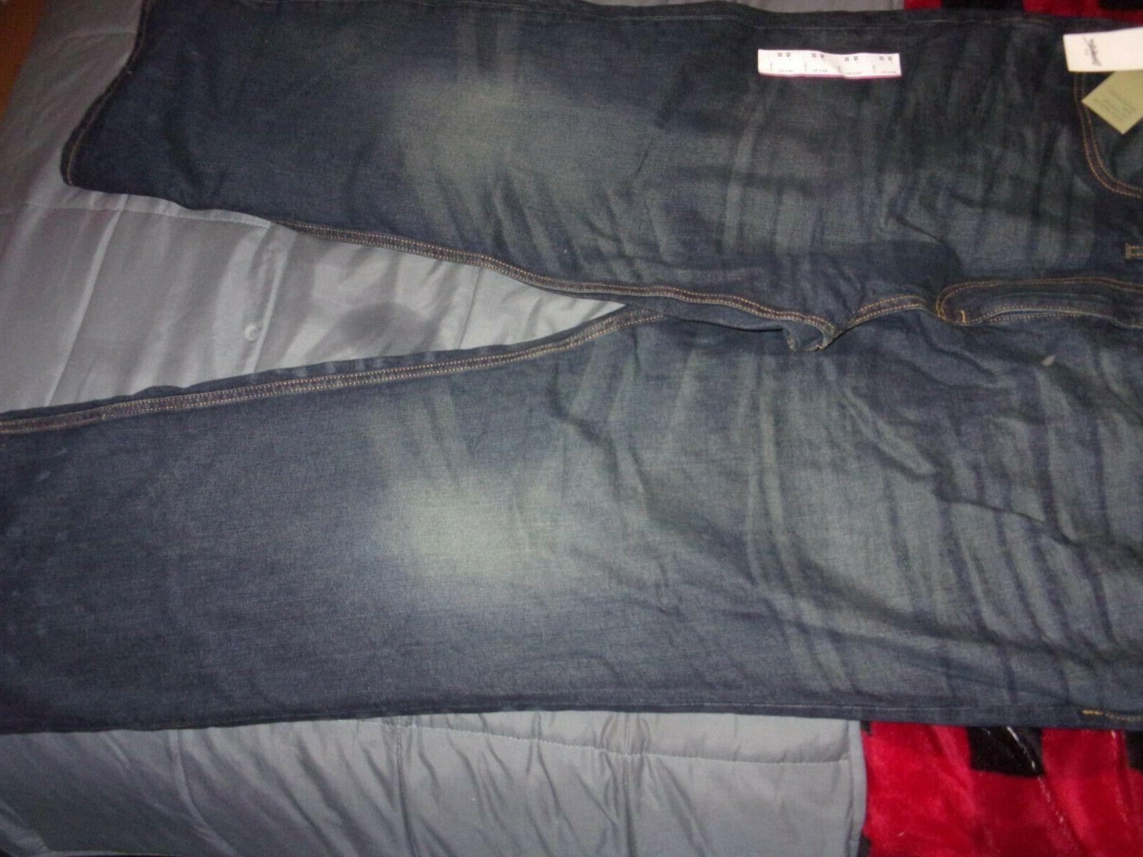 New Denim Leg Flex & Tall Men's