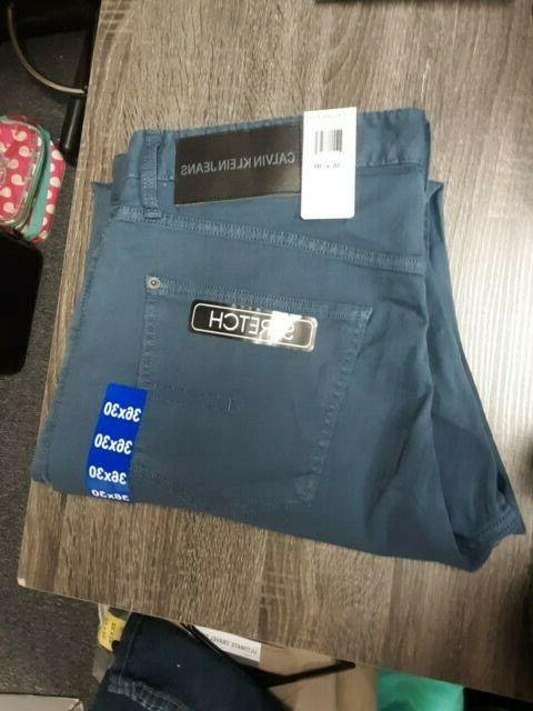 NEW Men's Jean Sits Waist SIZE/COLOR