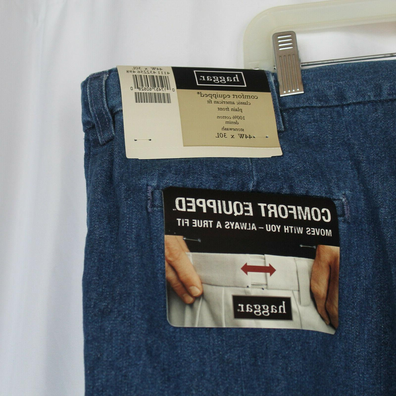 NEW 30L Classic Fit Jeans - Elastic in