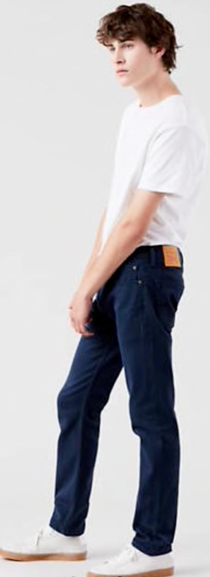 NEW Slim Stretch Jeans, Dress Blues - $69