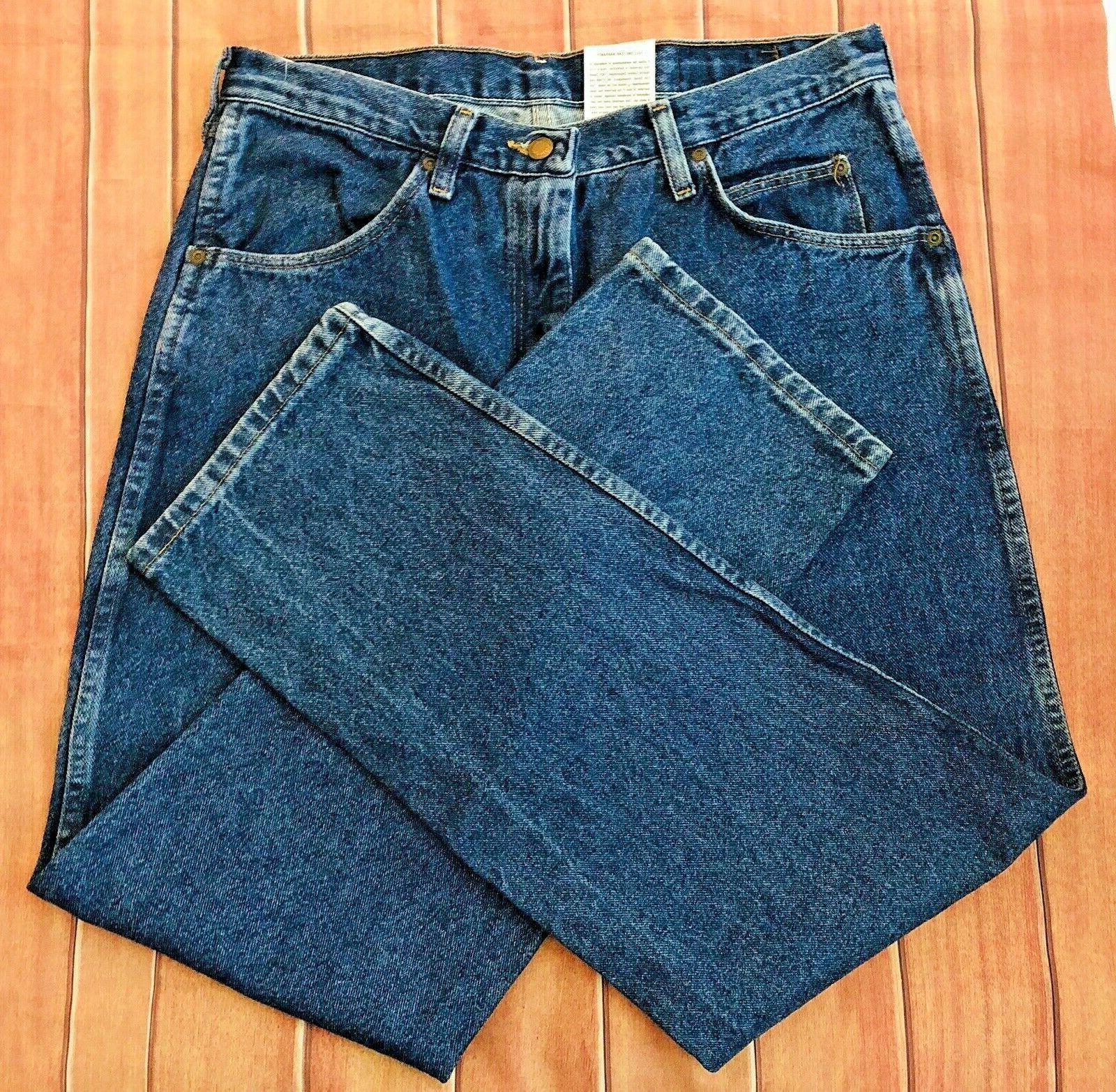 New Men's Fit 5 Premium Denim Jeans 33x30