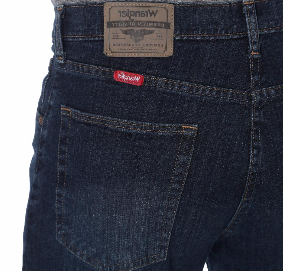 Mens Wrangler Relaxed Fit with Flex &