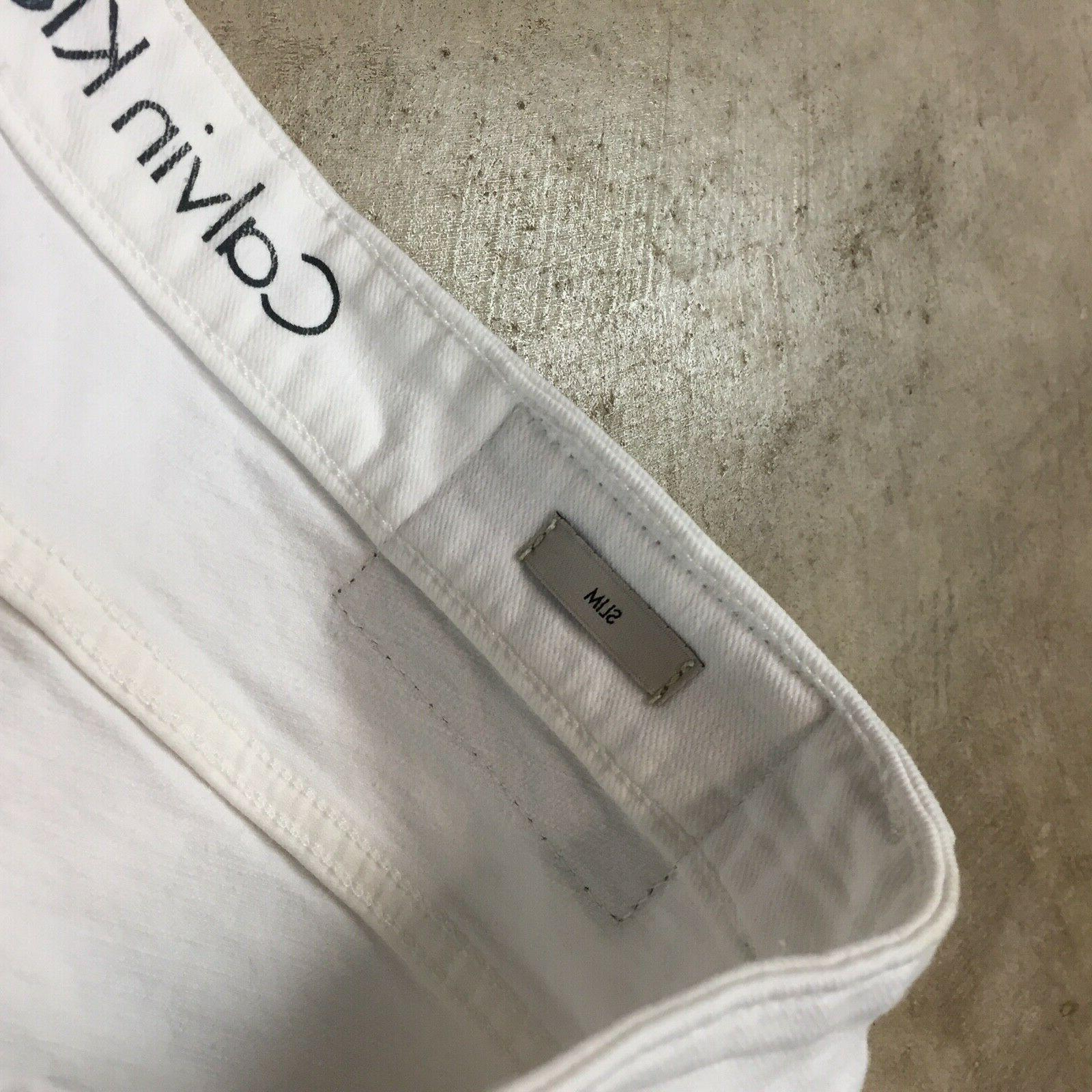 NEW Calvin jeans fit distressed 810 05-19