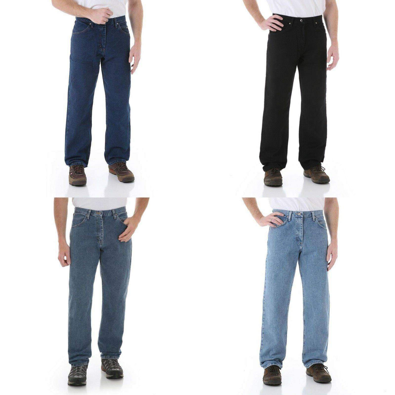 New Wrangler Jeans Big and Tall Colors Available