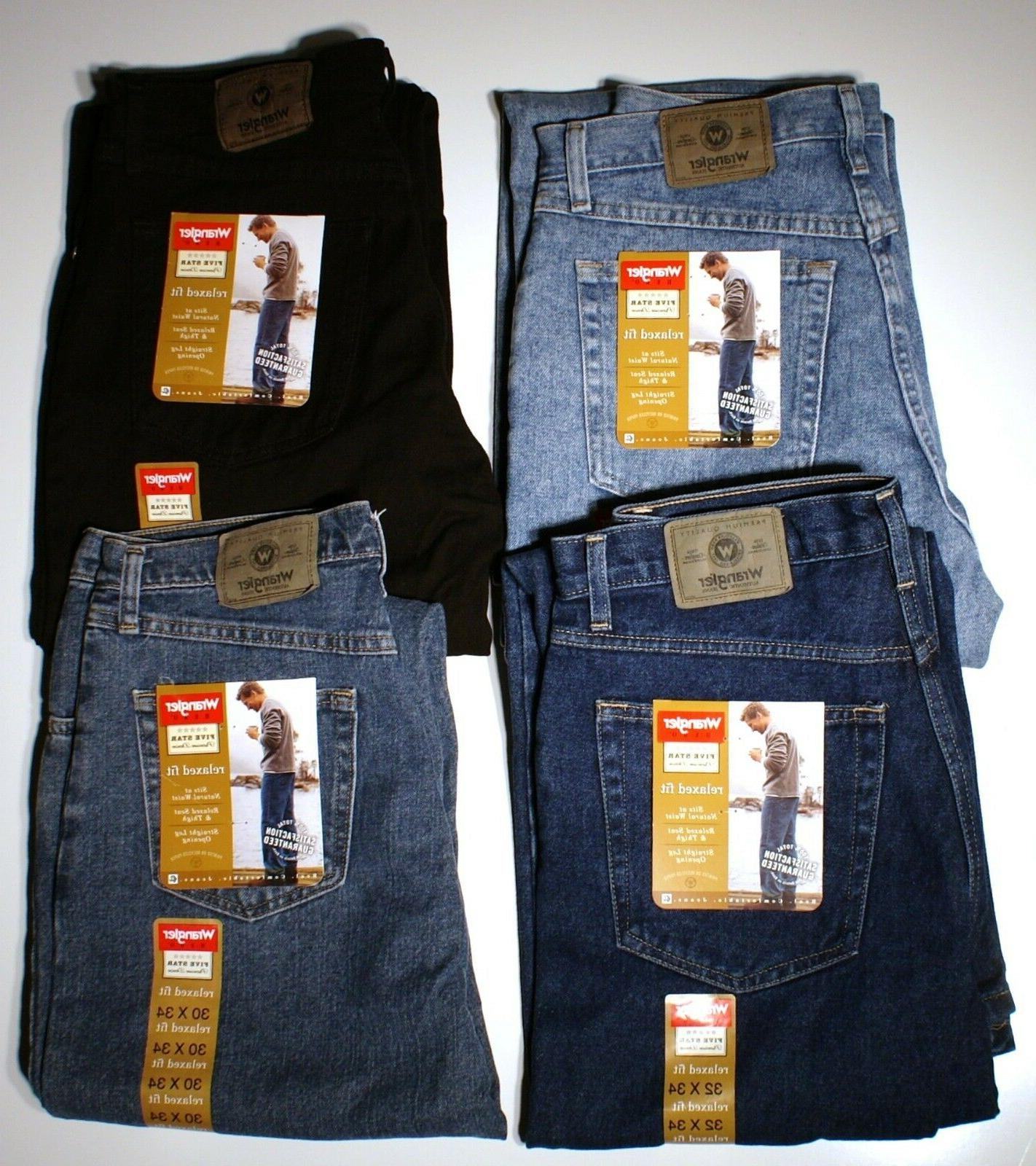 new relaxed fit jeans men s big