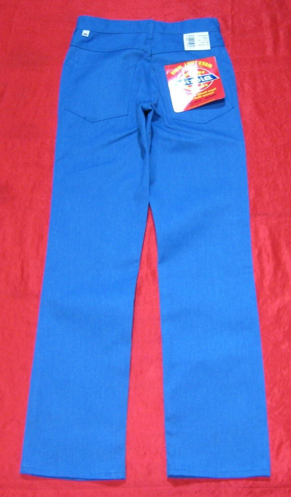 NEW VINTAGE RETRO MEN'S TWILL DEADSTOCK USA