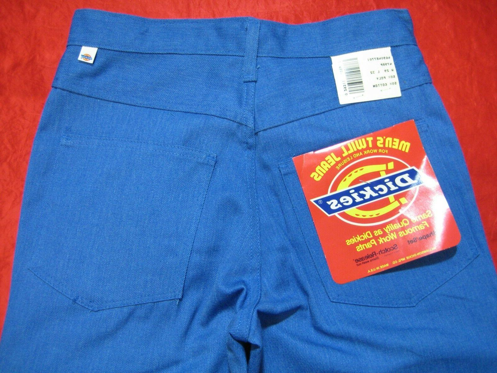 NEW VINTAGE MEN'S TWILL PANTS