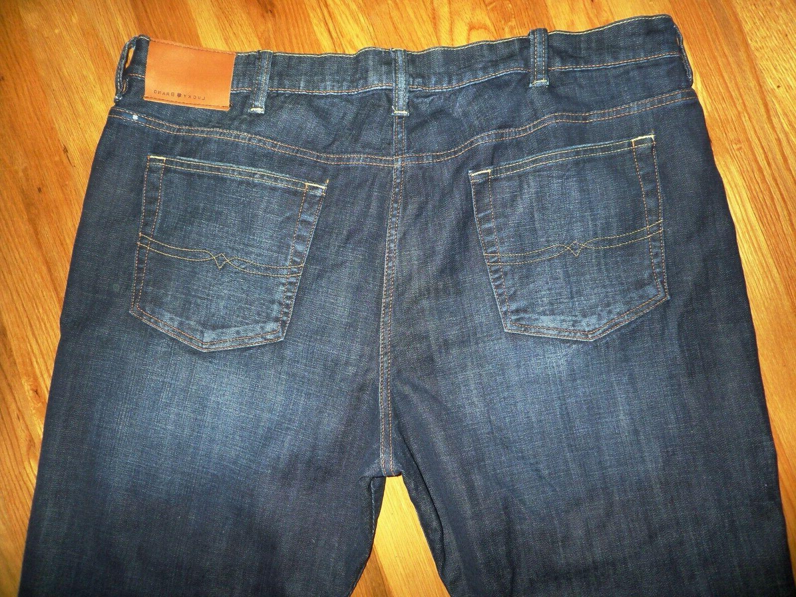 NWOT Men's 181 Straight Jeans 44 34