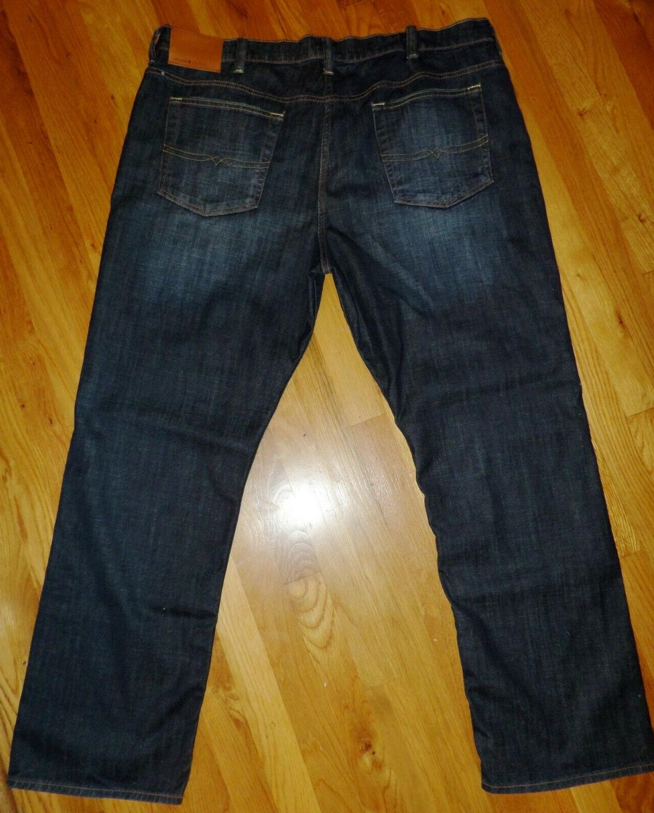 NWOT Men's Lucky Brand 181 Relaxed Jeans Size 34