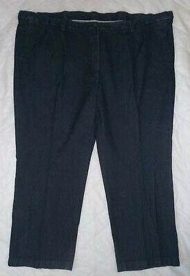 NWOT Men's HAGGAR Denim Jeans SIZE 30 ~ Khaki