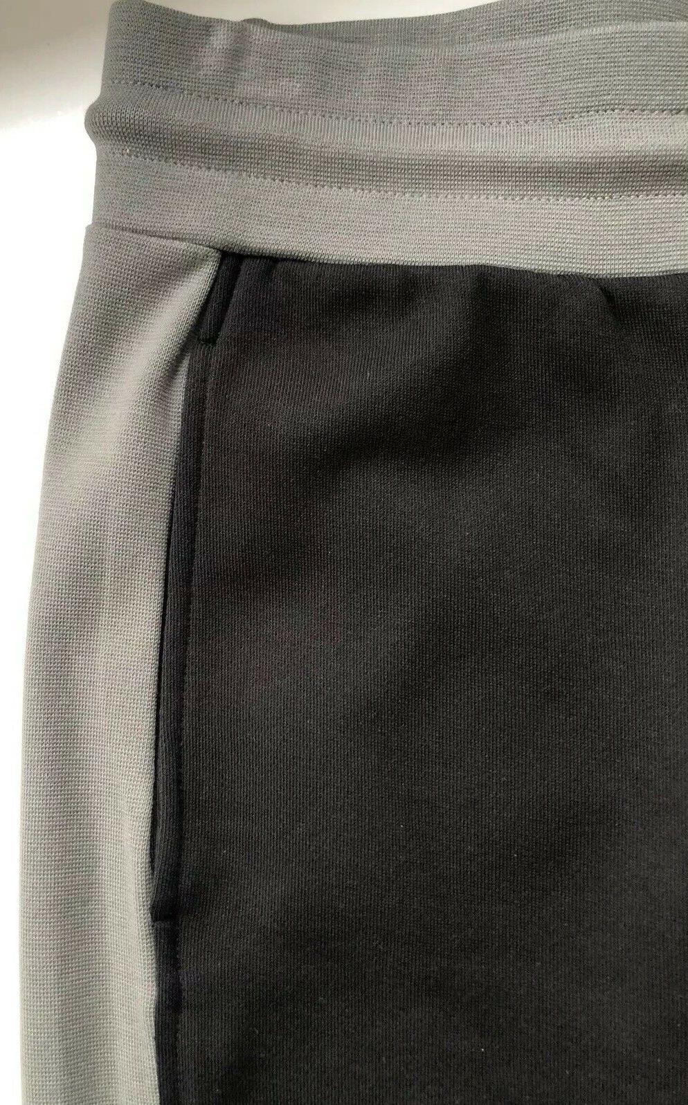 NWT Armani Jeans Men's Train Logo Sport Pants 7V6P84