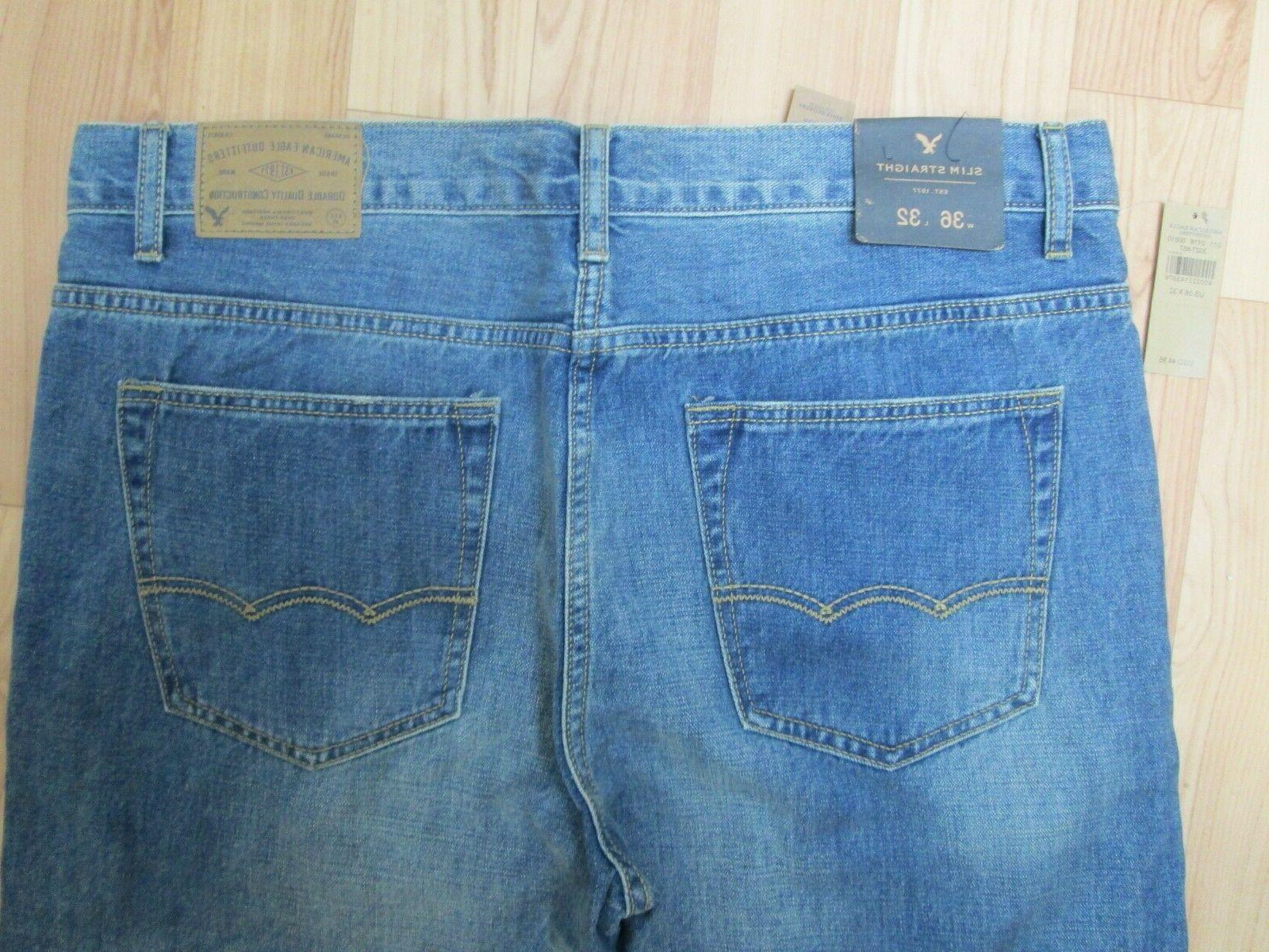 NWT American Medium Tinted Slim Jeans