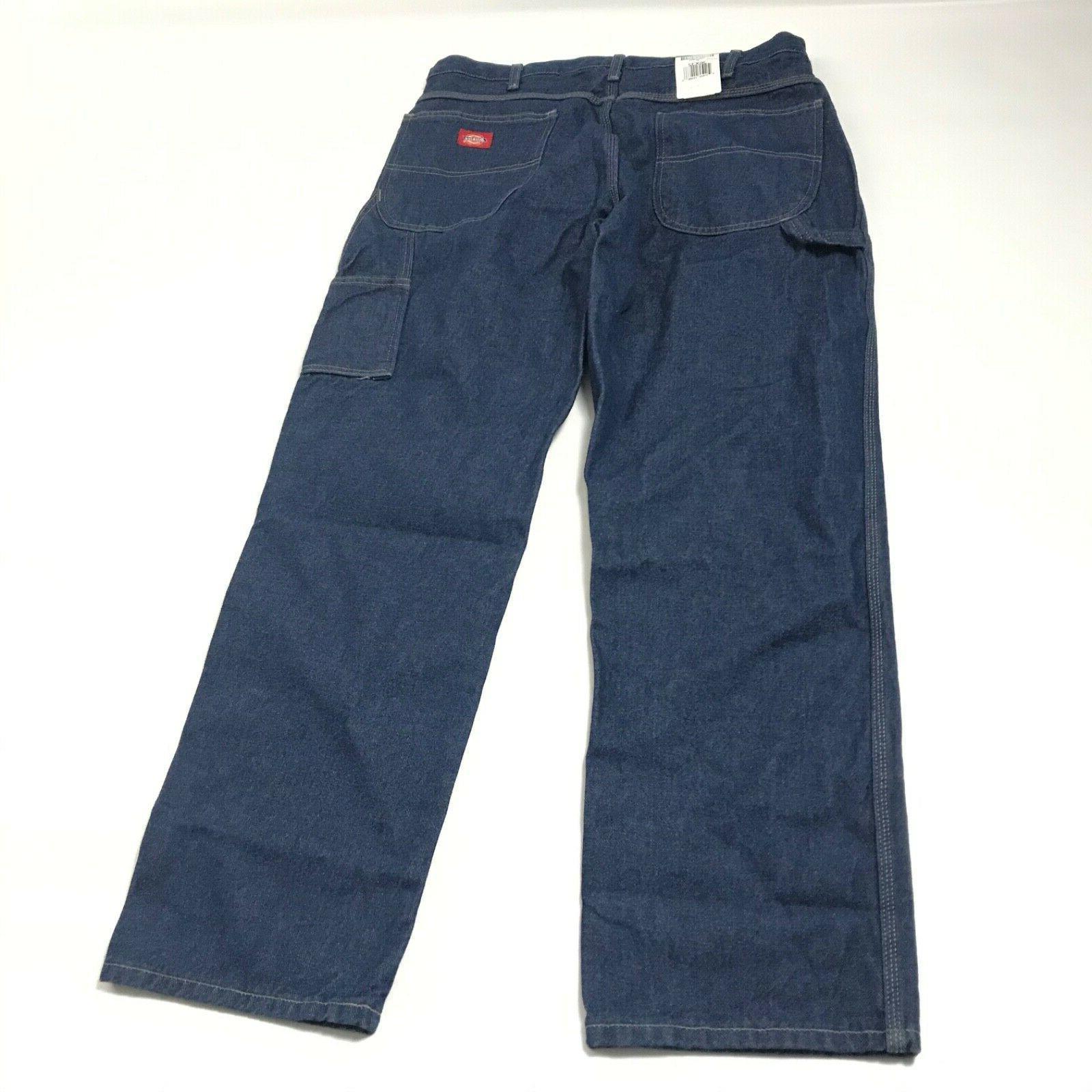 NWT Dickies Jeans Indigo LU200RNB