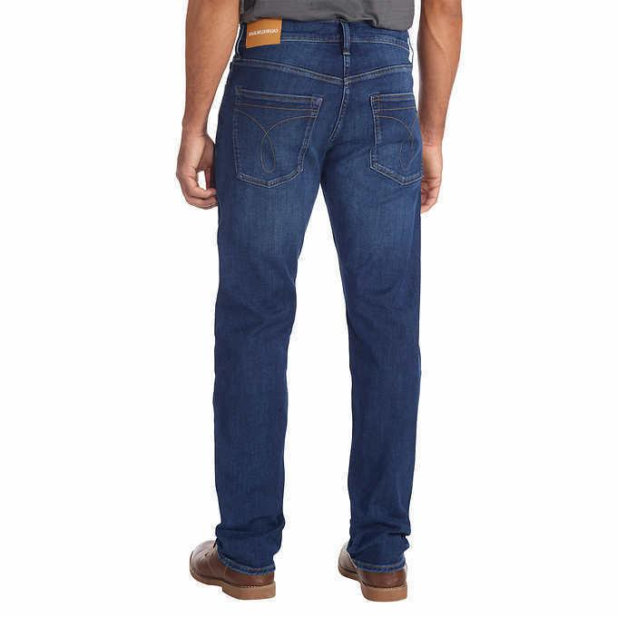 Calvin Jeans Straight Fit Jean Color: