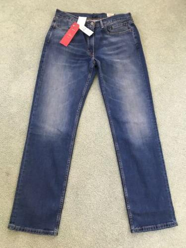 "NWT MED. STRETCH JEANS 34""x34"""