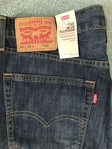 NWT Boot Wash Jeans